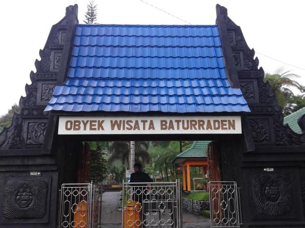 objek wisata baturraden